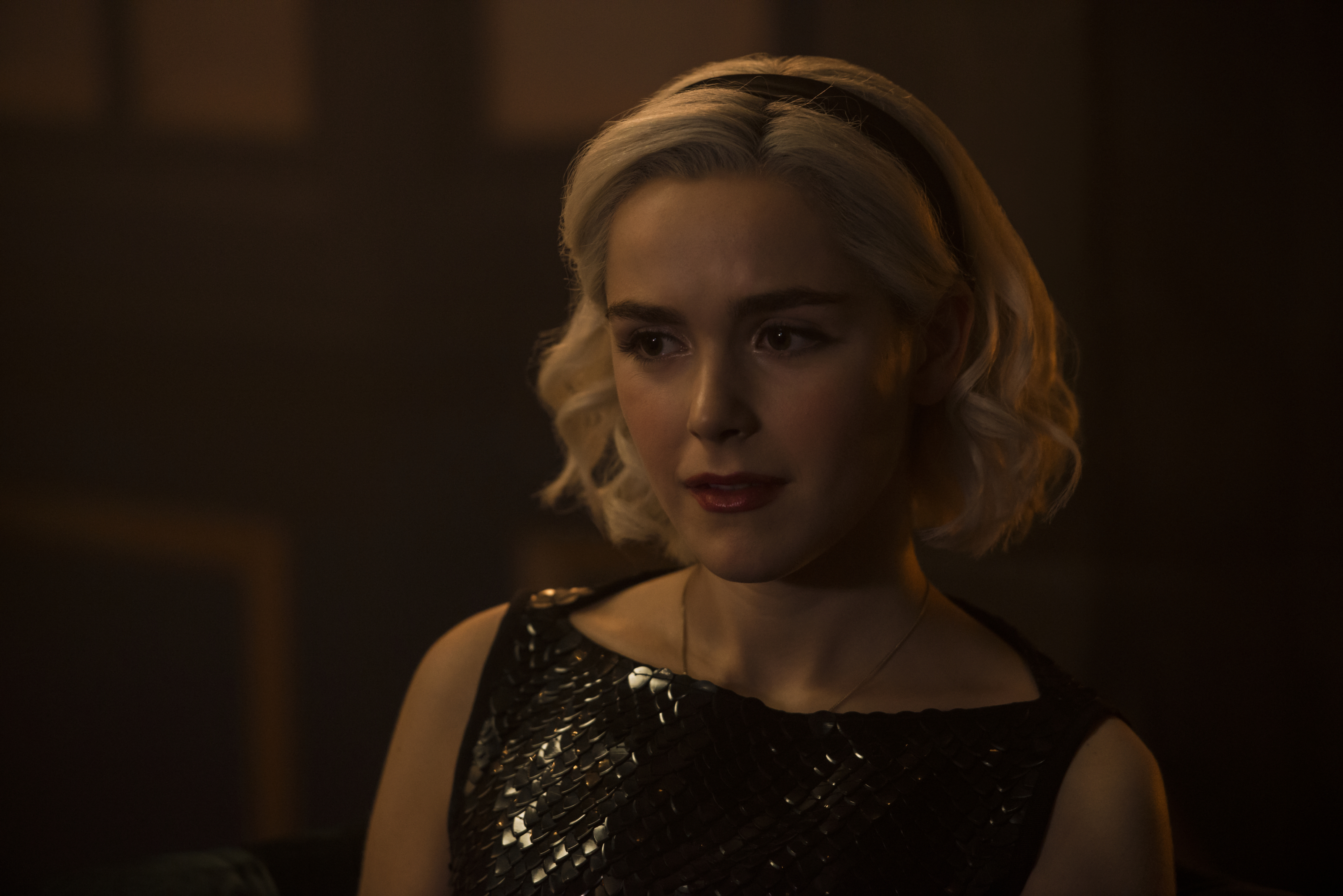 Chilling Adventures of Sabrina part 3, episode 7 recap: Chapter Twenty-Seven: The Judas Kiss