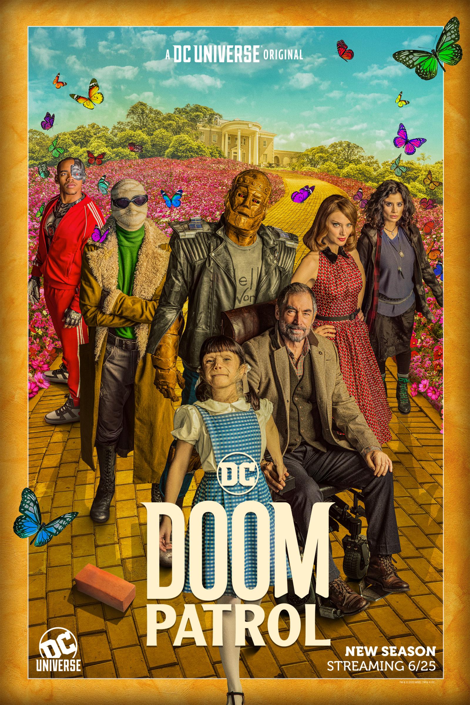 doom patrol season 2 dorothy powers