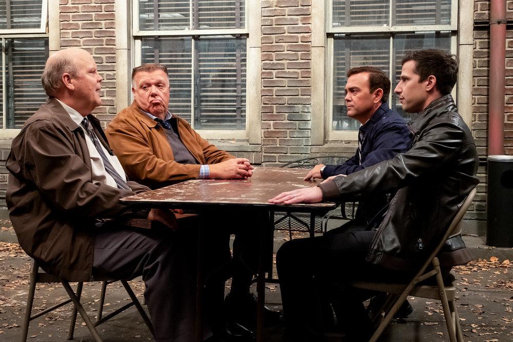 Brooklyn Nine-Nine season 6 episode 2 recap: Hitchcock & Scully
