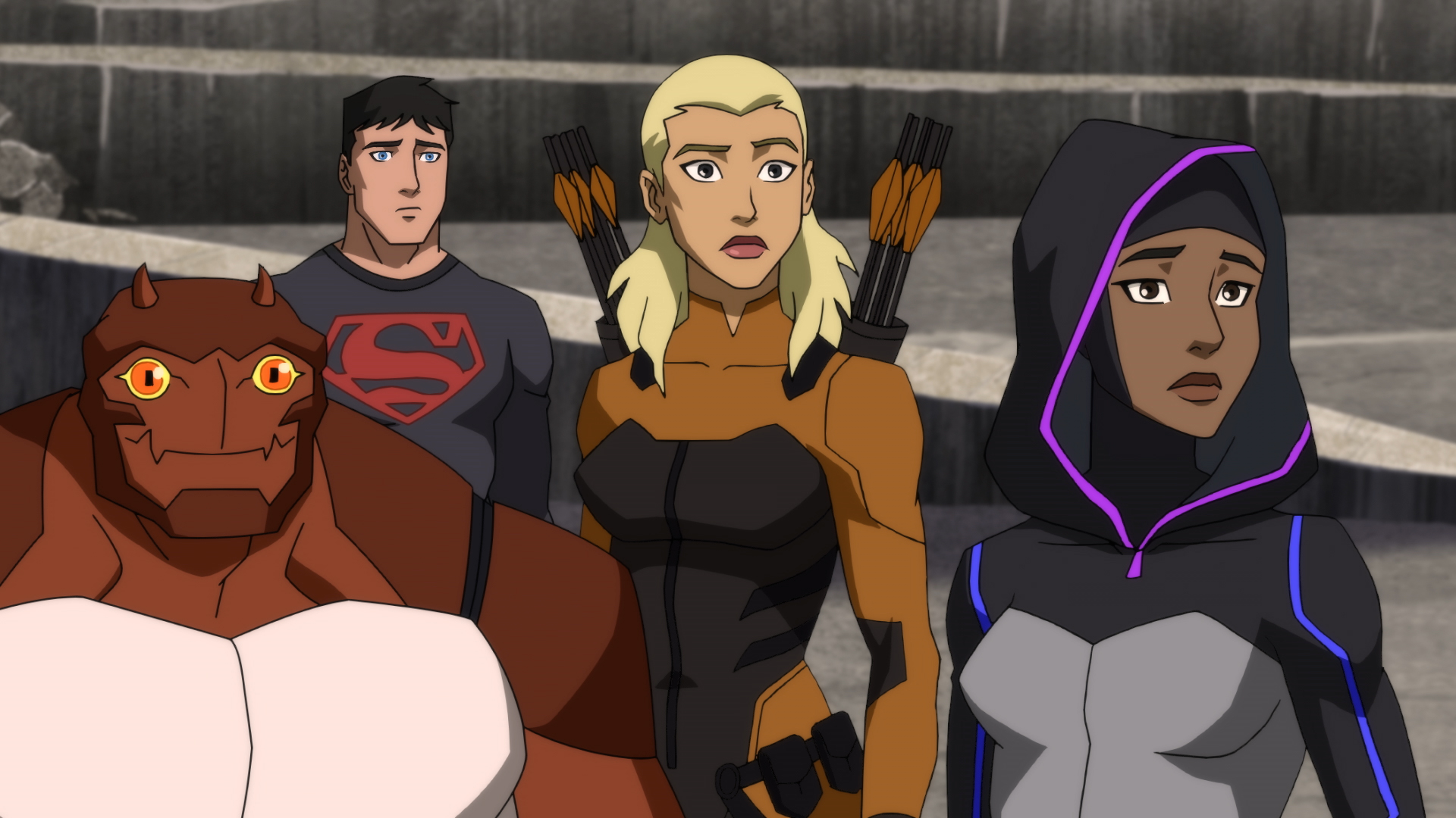 Young Justice: Outsiders season 3, episode 9 recap: Home Fires