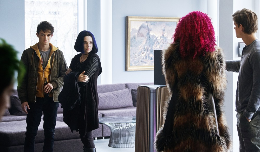 Titans: Who are the new and returning characters for season 2?