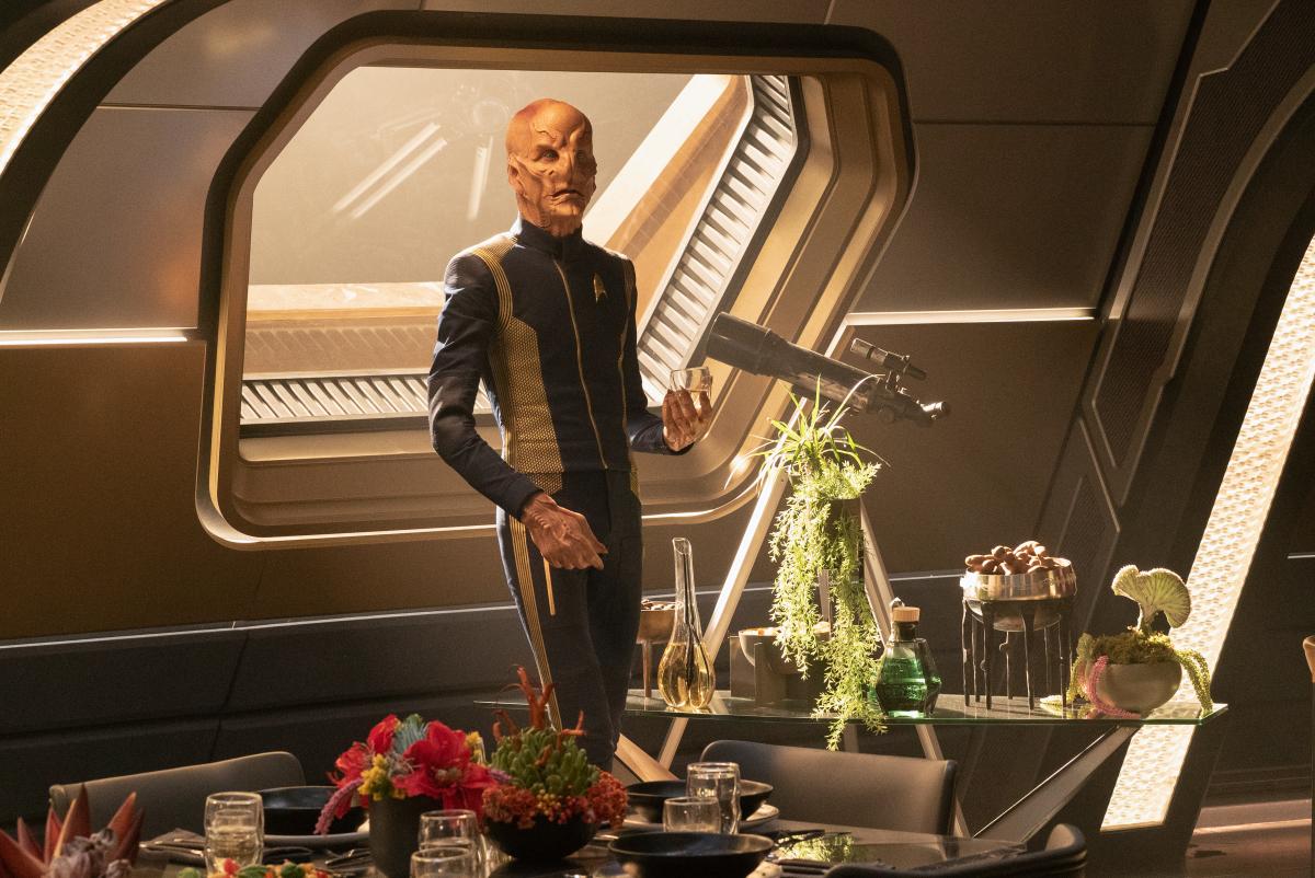 Star Trek Discovery Season 3 Episode 4 Explores Crew S Shared Trauma